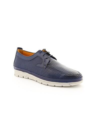 Dr.Flexer Dr.Flexer152201 HakıkıDerıErkek Comfort Ayakkabı Lacıvert Lacivert